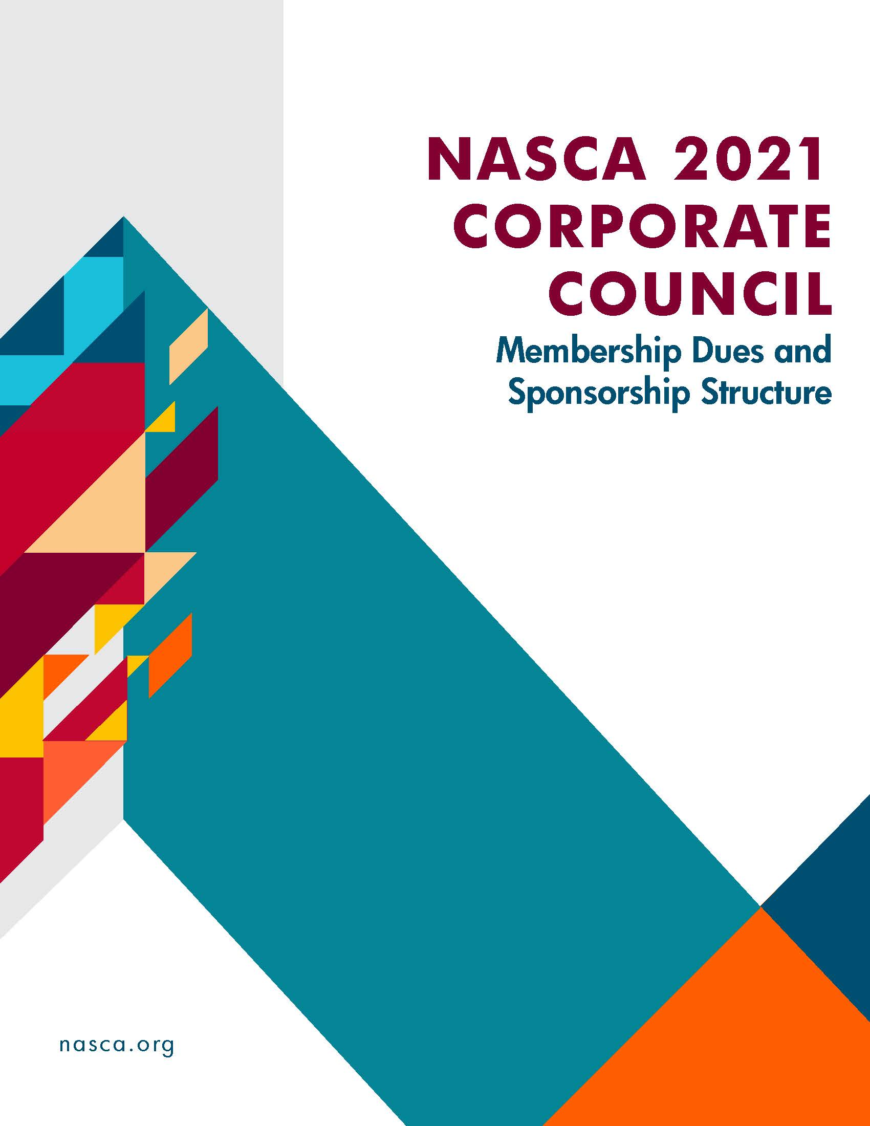 NASCA Corporate Partner Prospectus