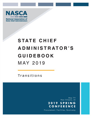 Photo of State Chief Administrator's Guidebook
