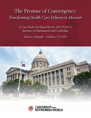 The Promise of Covergence: Transforming Health Care Delivery in Missouri