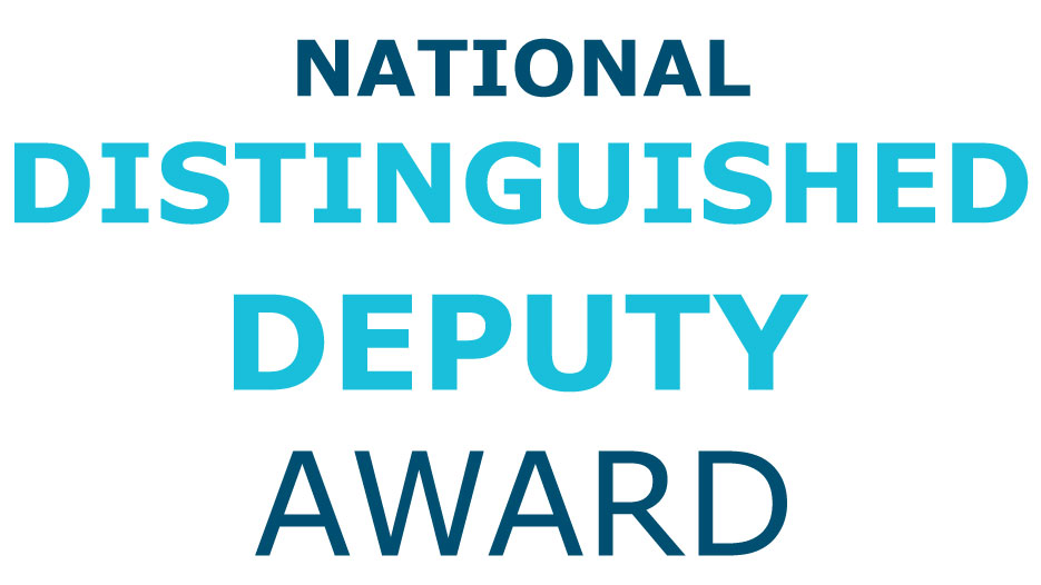 National Distinguished Deputy Logo
